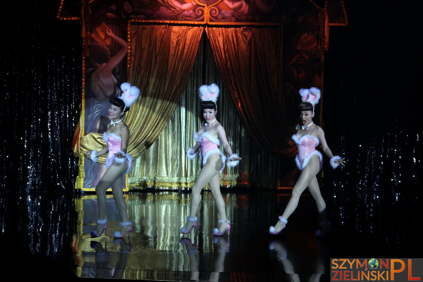 Calypso Show 2013 - Bangkok, Thailand - photos and review - zdjęcia i opis