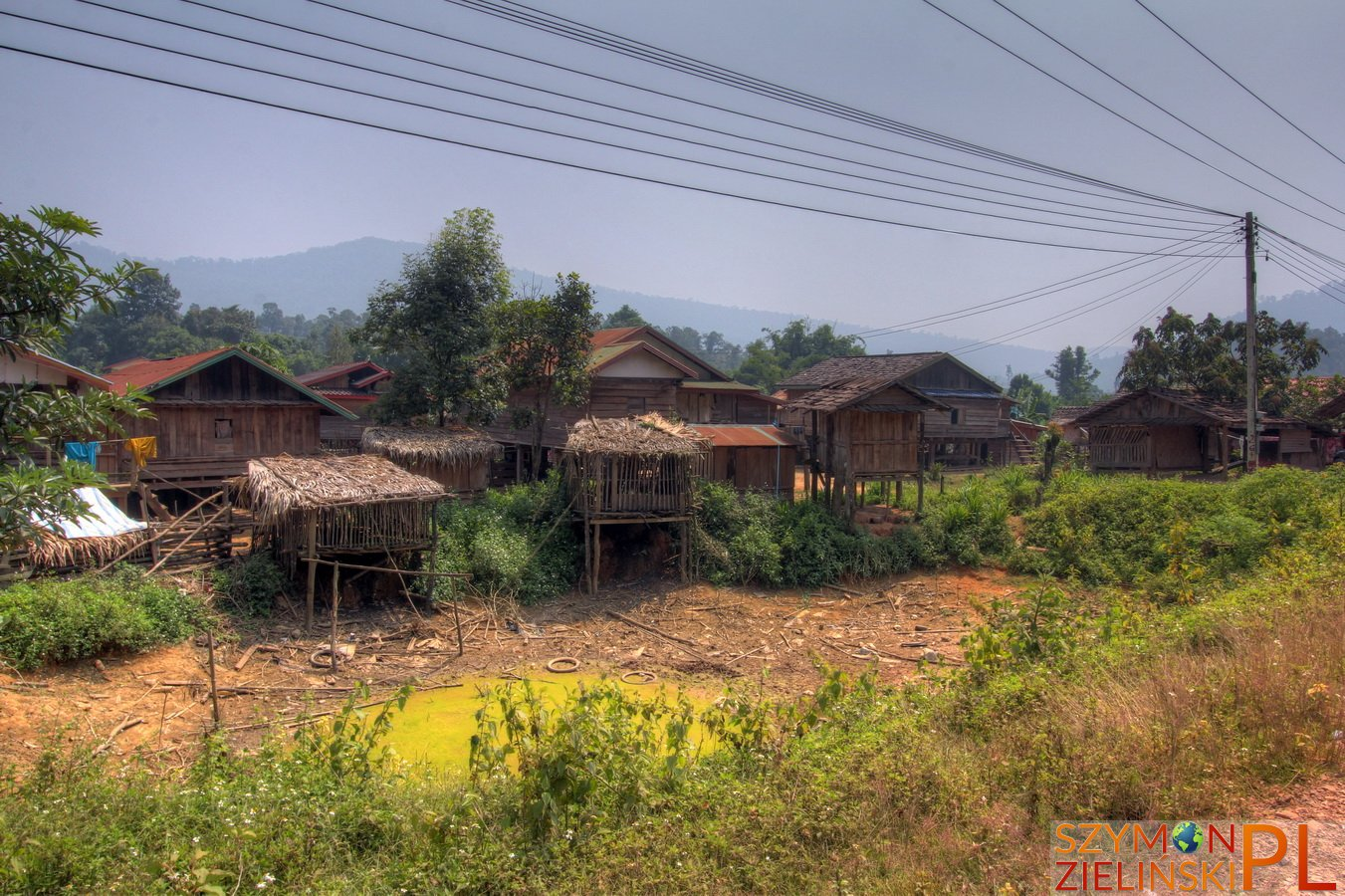 Tha Khaek Loop, Laos - Day 2 - Ban Oudomsouk to Kong Lo