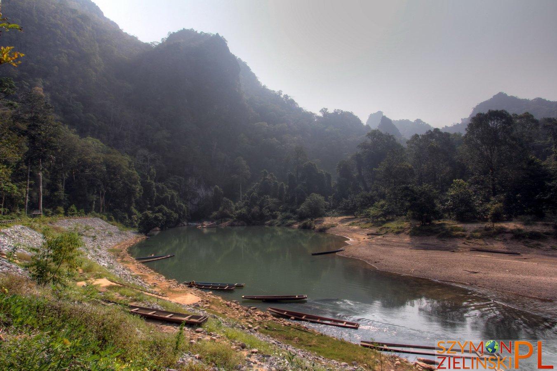 Tha Khaek Loop, Laos - Day 3 - Kong Lo cave