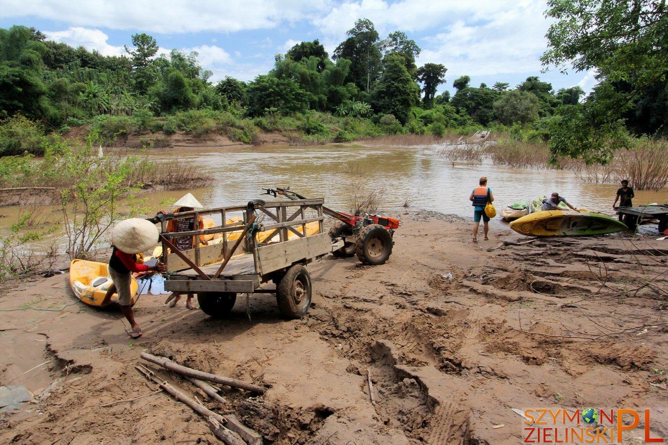 Si Phan Don (Four Thousand Islands), Laos - Don Det
