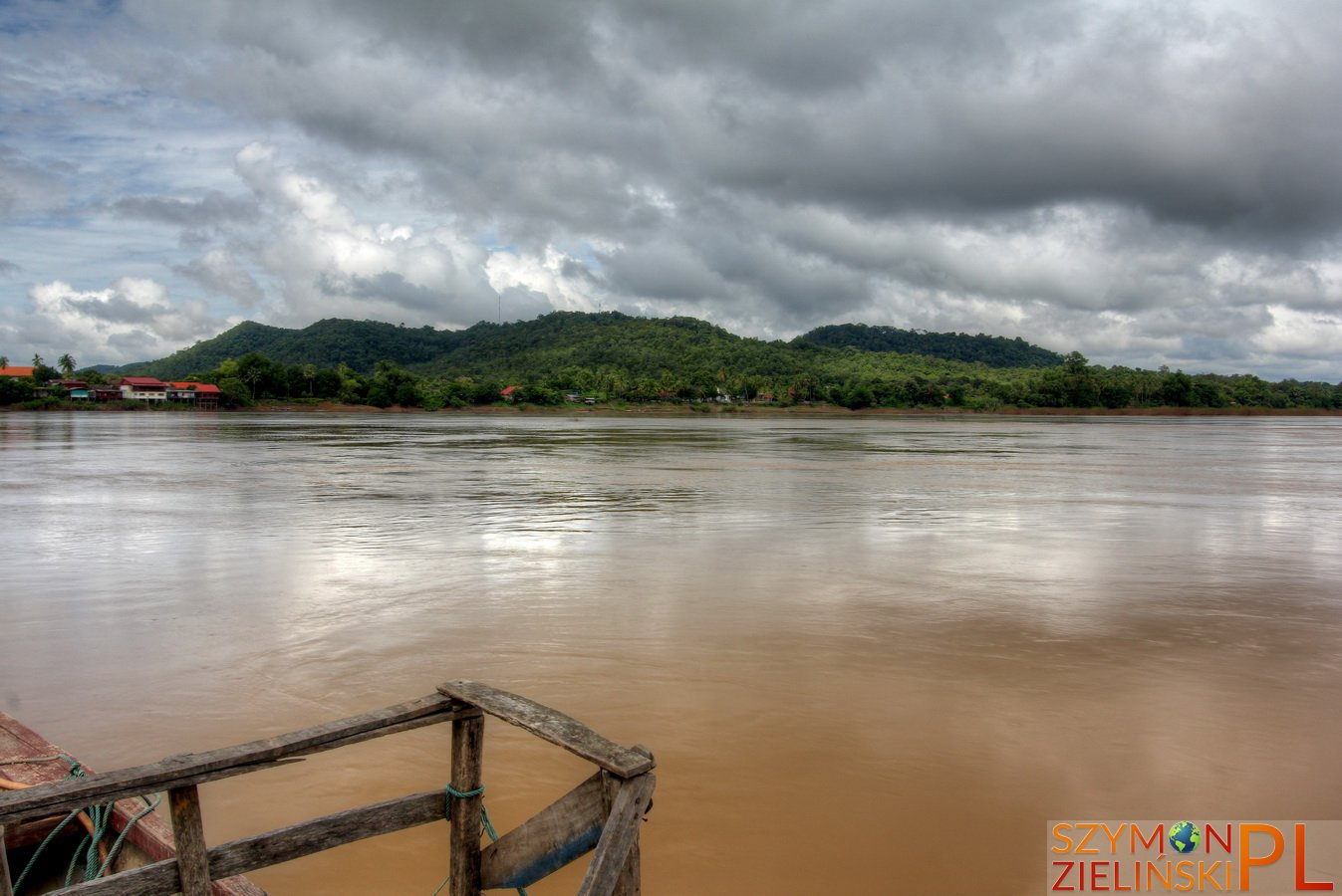 Si Phan Don (Four Thousand Islands), Laos – Don Khong