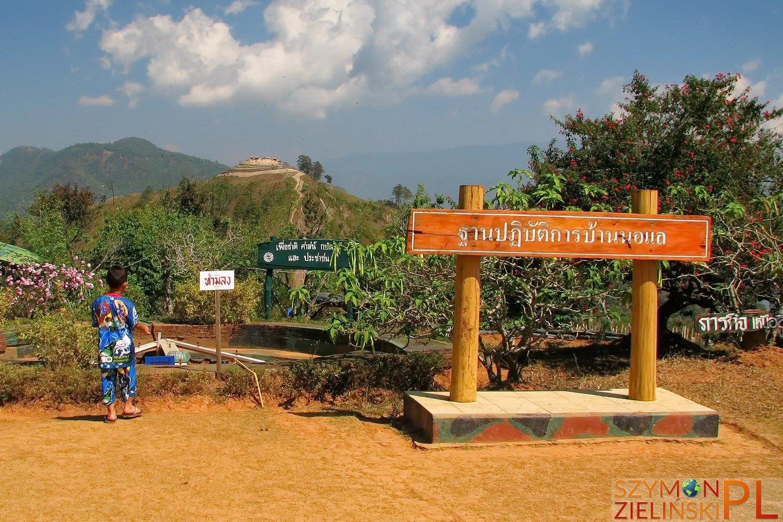Doi Ang Khang - Ban Nor Lae, Chiang Mai province, Thailand