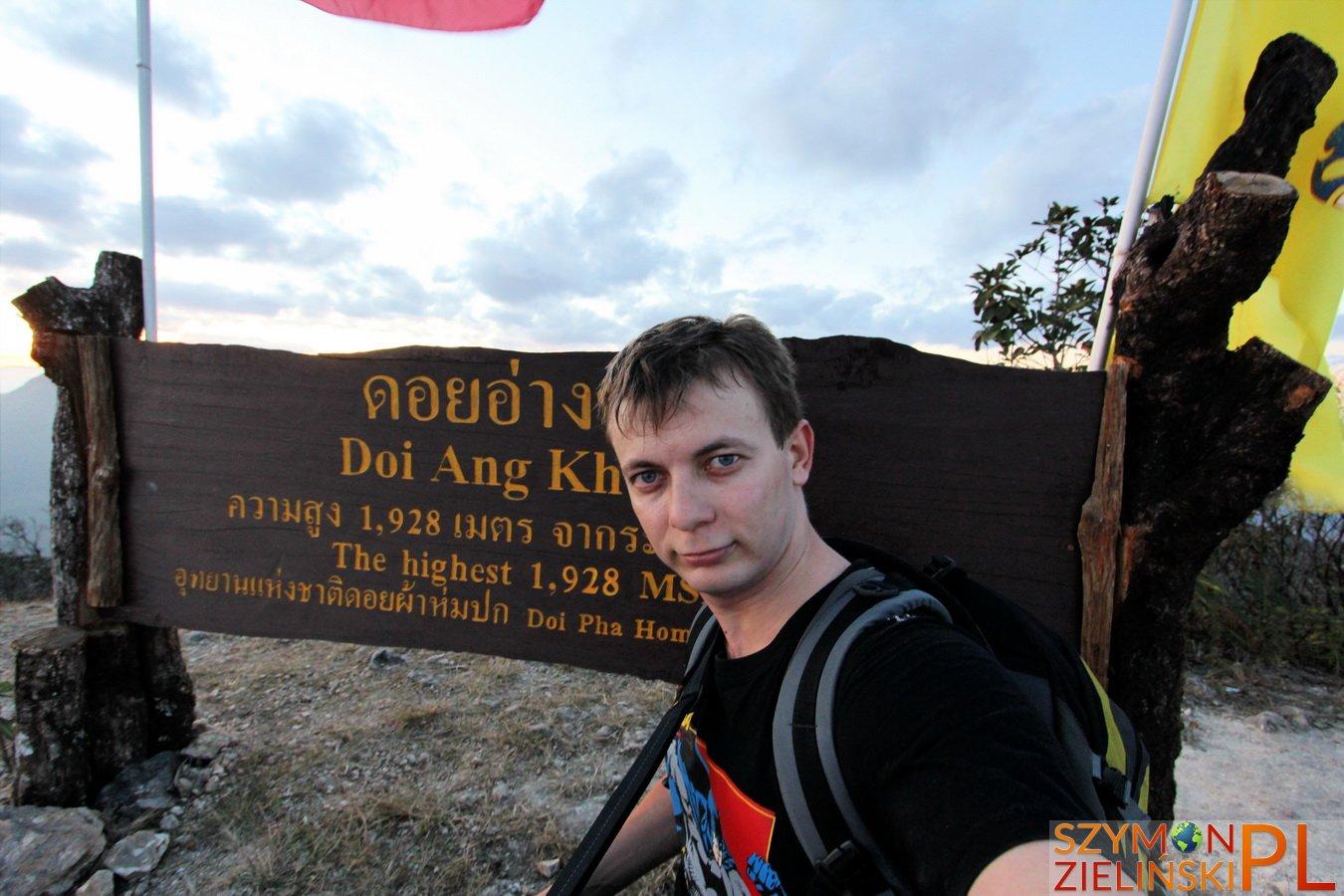 Doi Ang Khang, Chiang Mai province, Thailand
