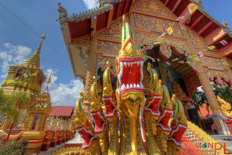 Tha Ton, Chiang Mai province, Thailand
