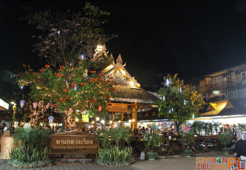Chiang Rai city, Chiang Rai province, Thailand - Miasto Chiang Rai, prowincja Chiang Rai, Tajlandia