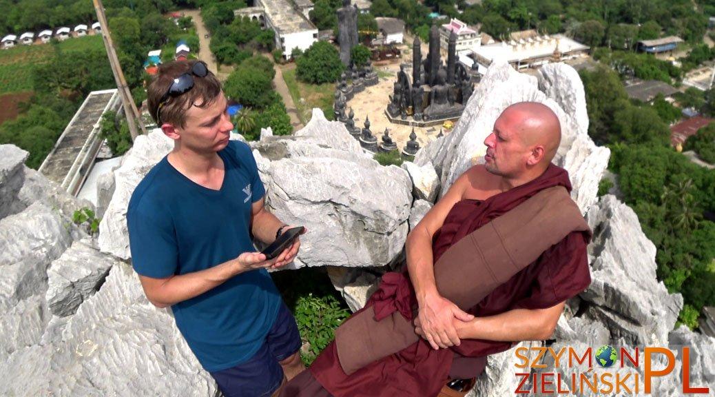 Wywiad z polskim mnichem w Wat Tham Krabok, Saraburi, Tajlandia
